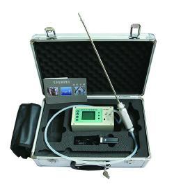 便携内置泵吸式气体检测报警仪