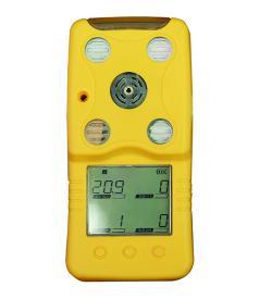 便携式可燃(多合一)气体检测报警仪