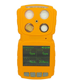 JH型四合一气体检测仪