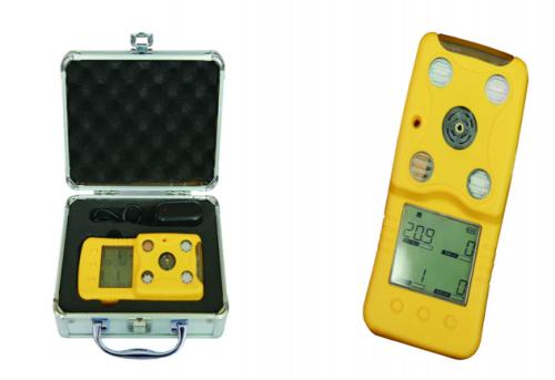 便携式气体检测仪使用注意事项