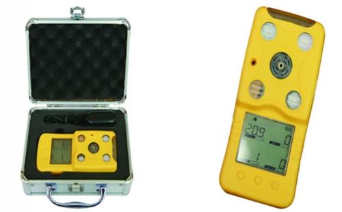 江苏吉华电子的专家教您如何选择四合一气体检测仪