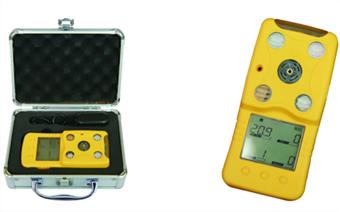 气体检测仪的分类和工作原理