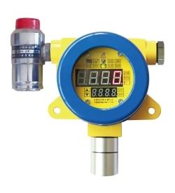 固定式气体检测仪的常见故障及解决办法